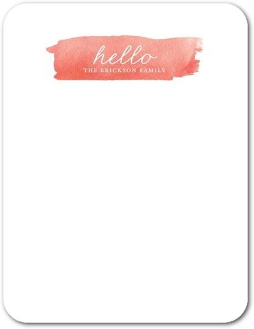 For adults Personalized Stationery and Custom Stationery from Tiny Prints