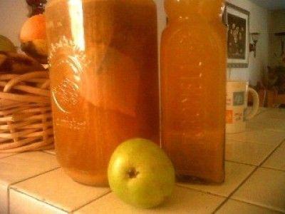 Cómo hacer Vinagre de Manzana con la madre