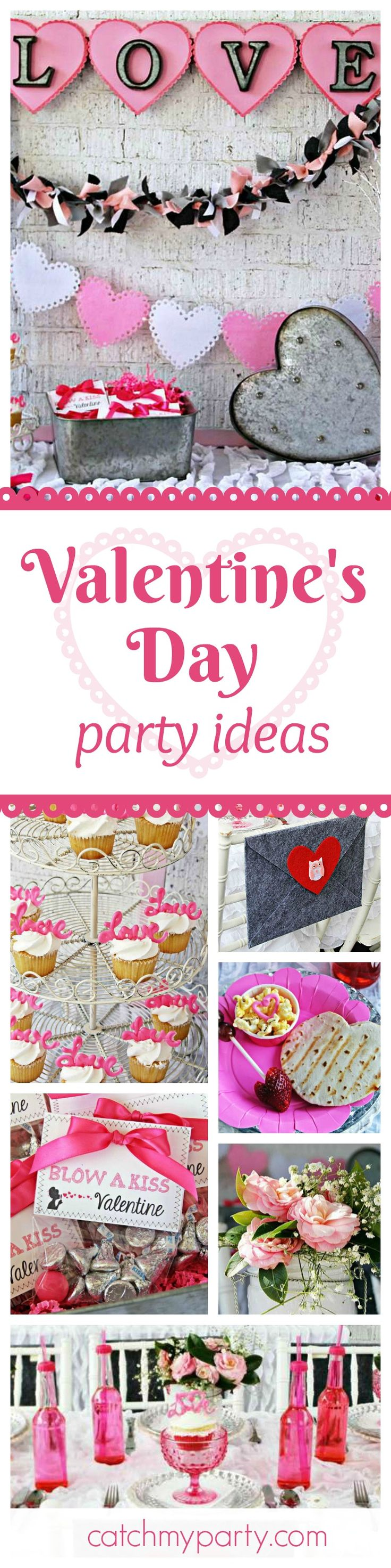 765 best images about valentine 39 s day party ideas on for Valentines day trip ideas