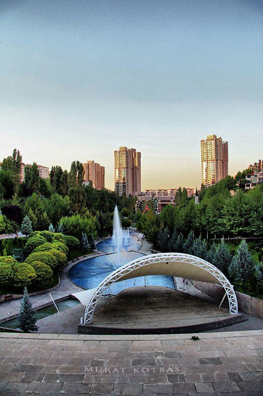 Ankara/ Dikmen Valley/Turquia