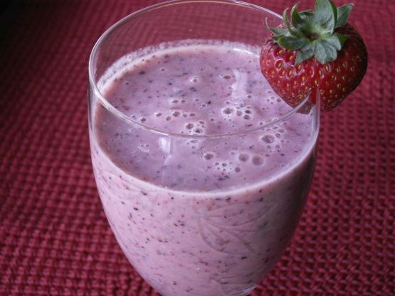 Organic Yogurt Smoothie Recipe - Food.com