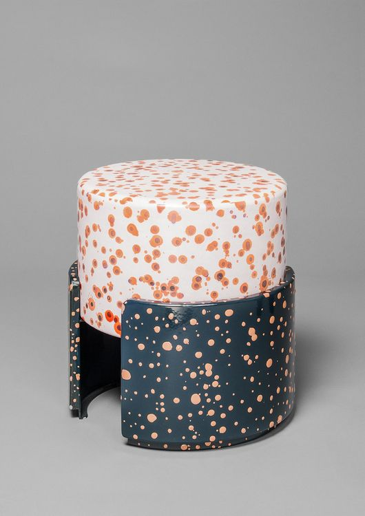 Kueng Caputo, Never Too Much  sculptural stools
