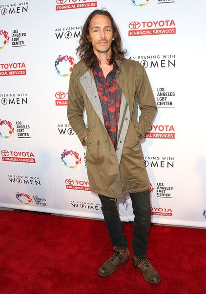 Brandon Boyd - An Evening With Women Benefitting the Los Angeles LGBT Center - Arrivals