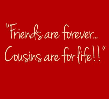 Love my cousins!!!!!! So so much Sarah, Dedra, Evan, Fitzpatrick girls!!! Ahhh all my cousins are great!!