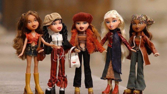 bratz dolls 2001 | The Bratz doll, introduced in 2001, was a blockbuster hit with 'tweens ...