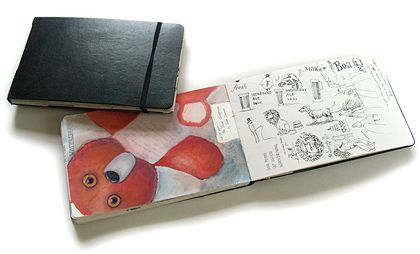 The Moleskine Watercolor Sketchbook