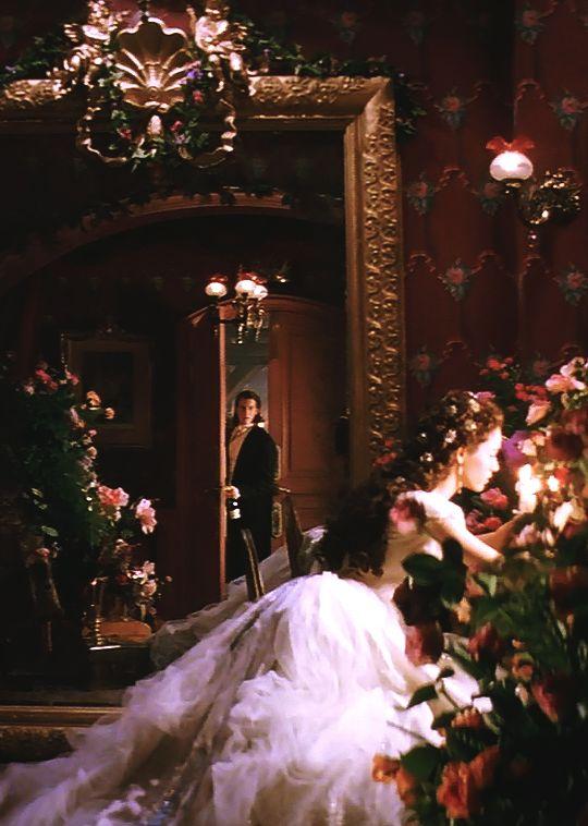 """The Phantom of the Opera - christmasbellsringingontv:    """"There will never be..."""