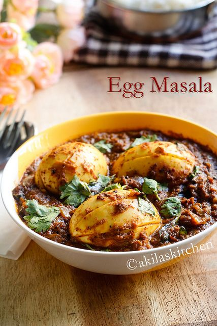 Spicy Egg masala #bbfeggs