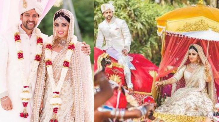 "Actor Aftab Shivdasani chose to renew wedding vows with wife Nin Dusanj in Sri Lanka.The ""Great Grand Masti"" actor shared a serie"
