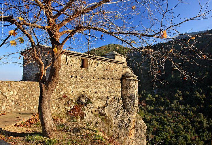 Agia Triada Church - Pieria Regional Unit - Greece