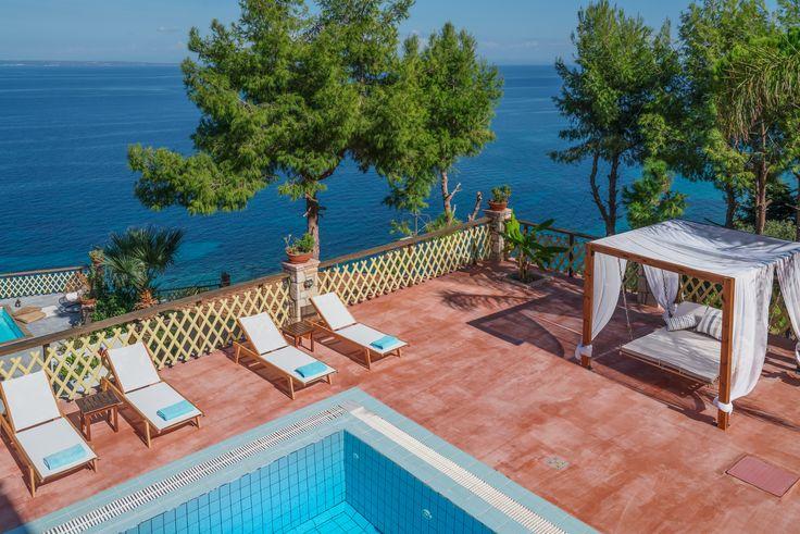 Athina Villa (Kioussi Zakynthos Villas) in Vasilikos Zakynthos Greece