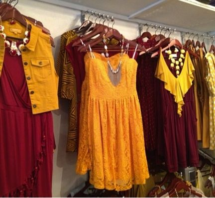 Game Day Dresses: Tallahassee's Top Four Shops for Finding Garnet and Gold | Her Campus