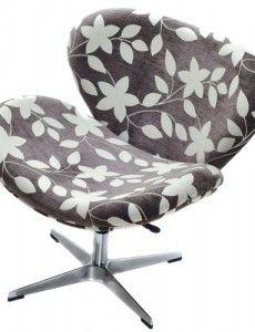 Poltrona Tulipa Plus - 41 3072.6221   9884.2766 http://www.lynnadesign.com.br/categorias/home-office/
