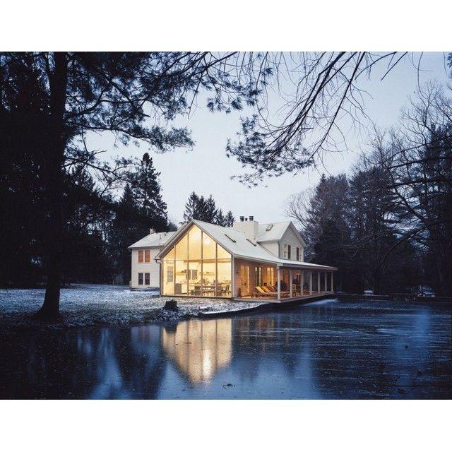 """A good laugh is sunshine in the house"" - William Makepeace Thackeray #architecture #arsitektur #modernarchitecture #arsitekturmodern #house #housedesign #rumah #desainrumah #rumahmodern #modernhouse #lake #danau #lakehouse #lakeside"
