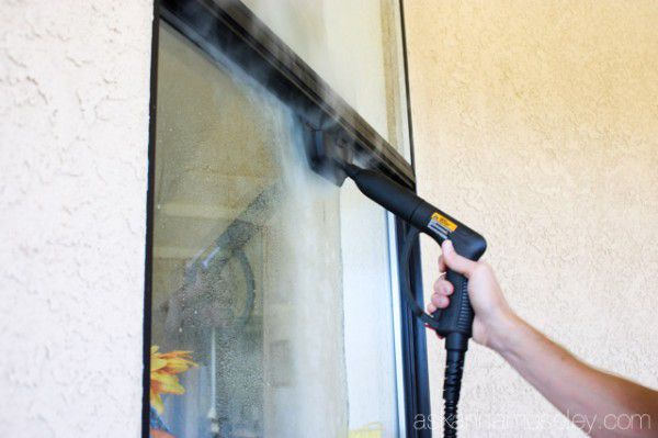 30 Creative Uses For Your Steam Cleaner - One Good Thing by Jillee