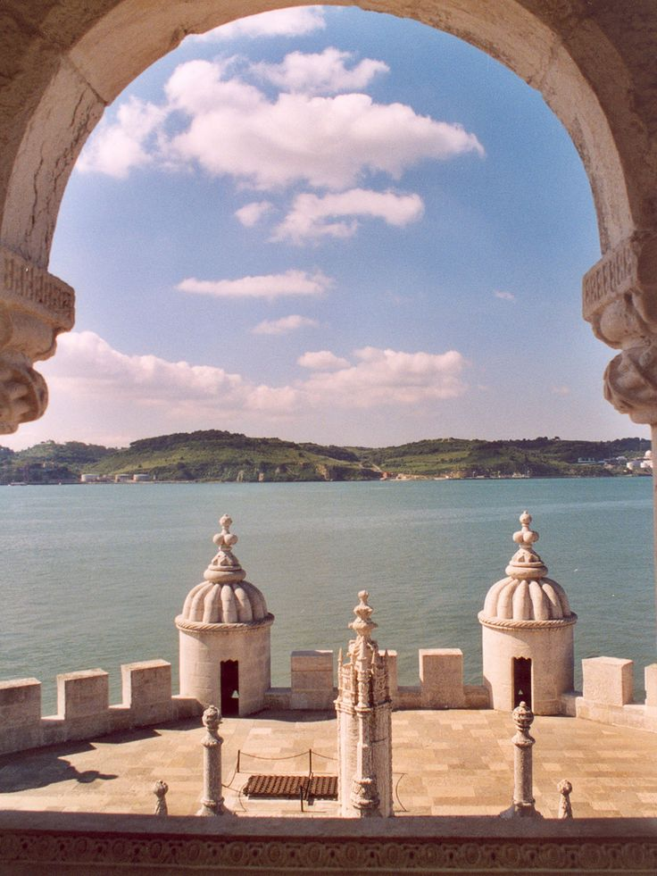 Lisbon, Portugal. this is the point from which the ships departed that later 'discovered' America.