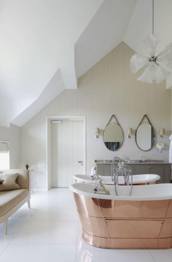 1000 id es sur le th me copper bathtub sur pinterest baignoire de cuivre baignoires et cuivre. Black Bedroom Furniture Sets. Home Design Ideas
