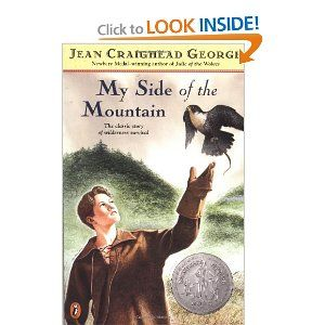 25 best My Side of the Mountain images on Pinterest   Literature ...