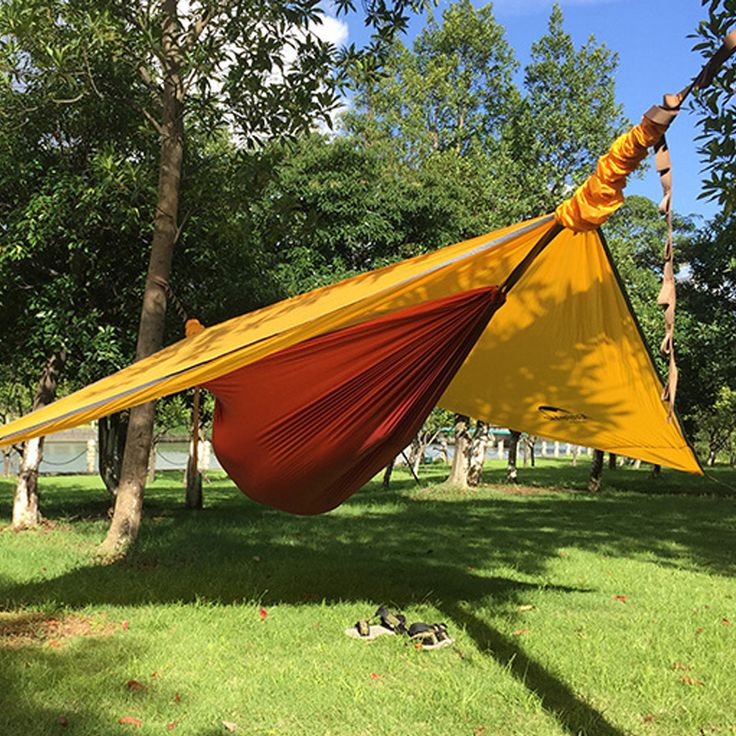 Find More Hammocks Information about 40D Nylon Hammock Tent Double With 20D Silicone Awning Outdoor Camping Travel Garden Survival Hamac Sleeping Bed Hamaca Hamak ,High Quality tent material,China tents for family camping Suppliers, Cheap double horse from Feels Like Home on Aliexpress.com