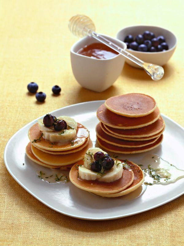 Pancake per tutti i gusti
