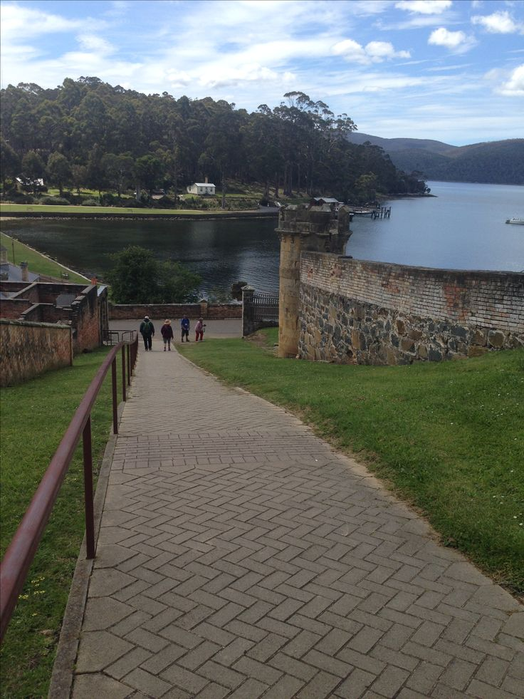 Port Author Tasmania