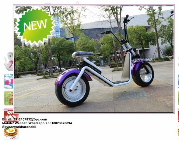 hot sale with CE electric scooter price china , SWIFT electric scooter with pedals , electric chariot balance scooter think car