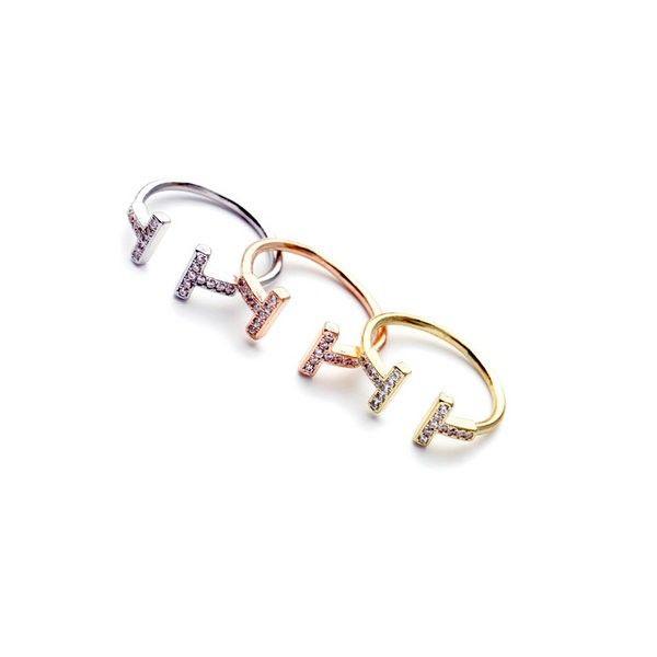 Gold Midi Band Ring