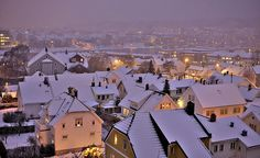 Winter in Kristiansand Norway | Flickr - Photo Sharing!
