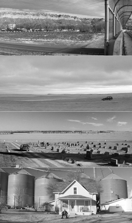Nebraska (2013) | Cinematography by Phedon Papamichael | Directed by Alexander Payne