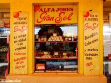cute alfajores shops in Capilla del Monte, Cordoba, Argentina