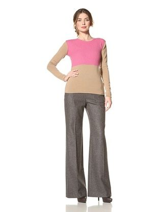 THAKOON Women's Colorblock Sweater