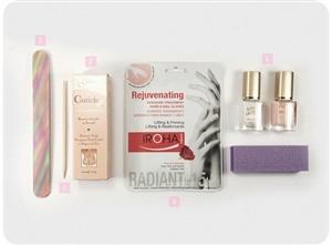 Hellobox Manos de Rosas- kits especiales de tratamientos de belleza, corporales y faciales, maquillaje, manicura, pedicura y cofres de ediciones especiales