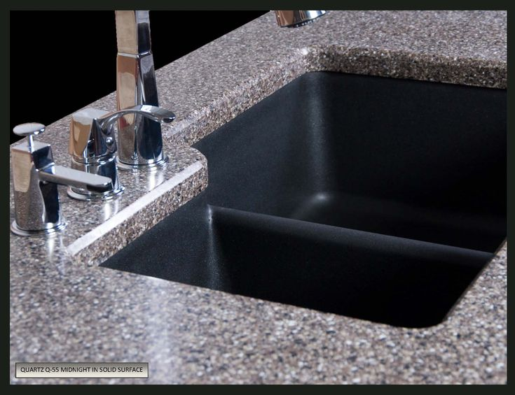 Karran Quartz Undermount Sink Sink Faucets Granite Composite