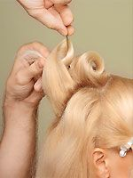 Charming Evening Hairstyle Step By Step Tutorial