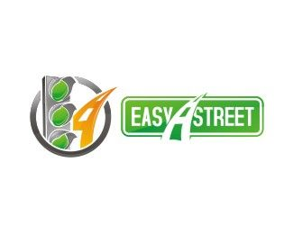 easystreet Logo design - The description of the ease of doing business. Price $200.00