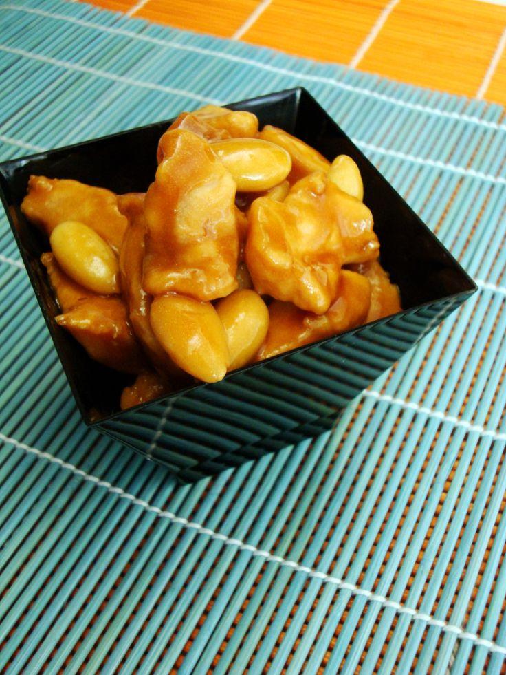 le ricette in cucina di patatina: pollo alle mandorle