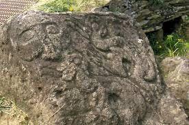 Petroglifo Isla de Pascua
