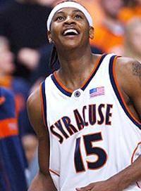 Syracuse basketball.