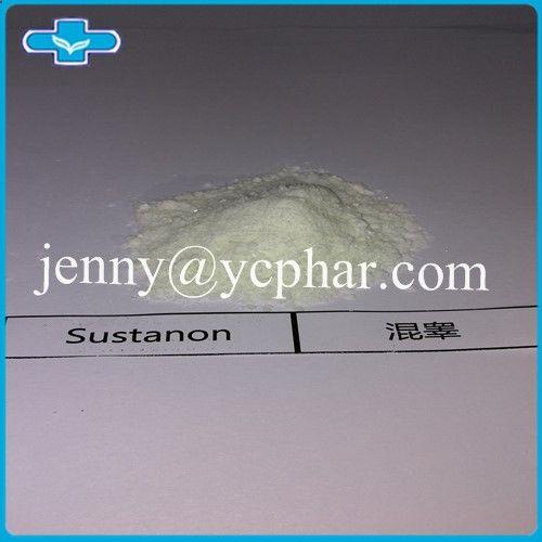 Sustanon 250 Product name: Sustanon 250 Alias: Testosterone Blend,Omnadren,testosterone 250,testosterone sustanon 250,testosterone mixed,Omnadren 250,Sustanone 250 Specification: Testosterone Propionate 30 gram Testosterone Phenylpropionate 60 gram Testosterone isocaproate 60 gram Testosterone Decanoate 100 gram Purity rate:3:6:6:10 Assay: 97.0%~102.0% Appearance: White crystalline powder