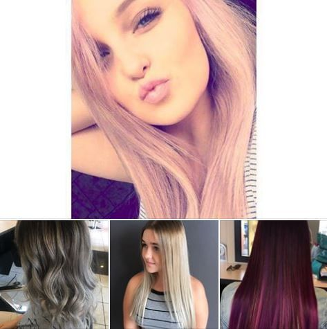 In-Salon Long Hair Colours by Pasquale Long Hair Expert Julie-Anne Fowkes. Phone Today for an Appointment 011 391 3105/6 Kempton Park