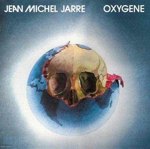 Dessin Oxygène de Michel Granger pour l'album Oxygène de Jean Michel Jarre 1976