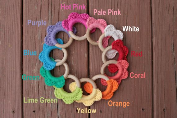Hey, I found this really awesome Etsy listing at https://www.etsy.com/listing/228861399/crochet-teething-rings-set-of-3