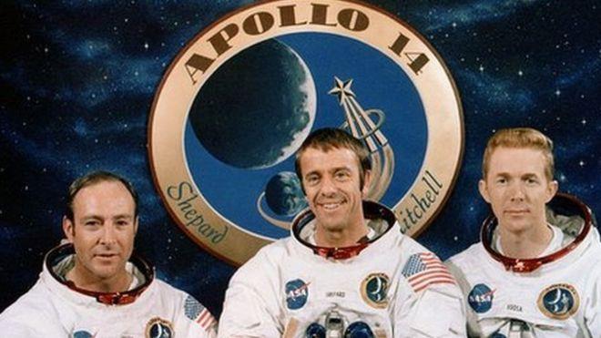 Edgar Mitchell, sixth man on the Moon, dies aged 85