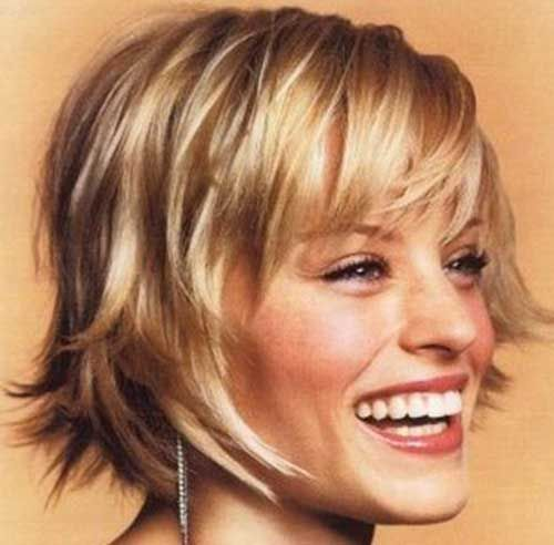 17 Best ideas about Layered Bob Hairstyles on Pinterest