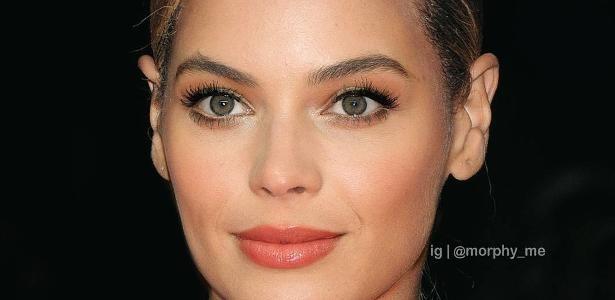 Designer mistura rostos de celebridades e o resultado é beleza em dobro