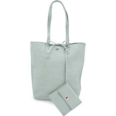 Eggshell Blue Carry All Bag