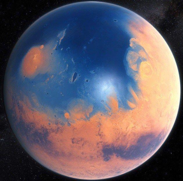 Tsunami...su+Marte!