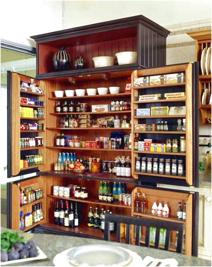 kitchen pantry design ideas lovely elegant vintage styled kitchen pantry cabinet kitchen on kitchen organization elegant id=67355