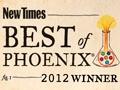 Phoenix Best Sci-Fi Conference - International UFO Congress - Best Of Phoenix - Phoenix New Times - woohoo, my conference won for 2012