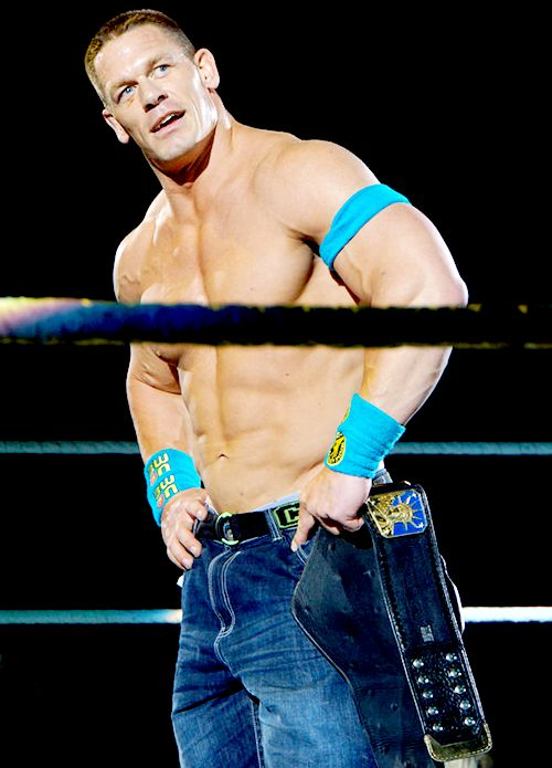 WWE United States Champion John Cena
